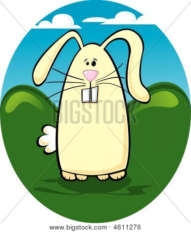 Buck Tooth Bunny