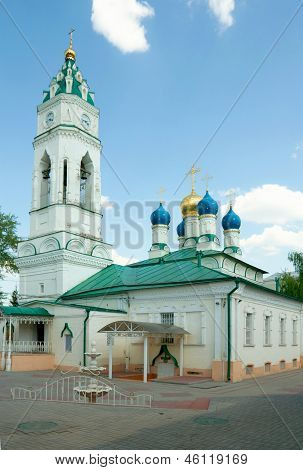 Church Of The Annunciation (1692), Tula, Russia