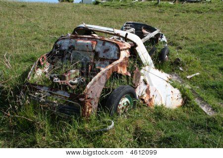 Derelict Car #1