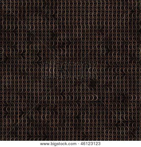 chainmail texture close up image