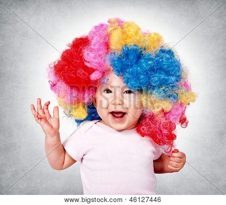 Happy Baby Clown