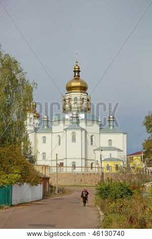 Church In Korosten, Ukraine