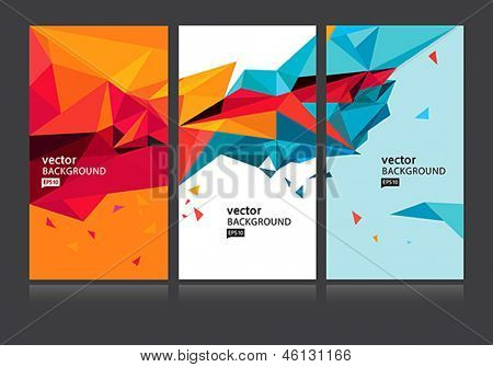 Abstact Vector set 10 EPS