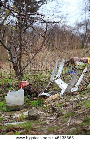 Ecology Rubbish, Garbage