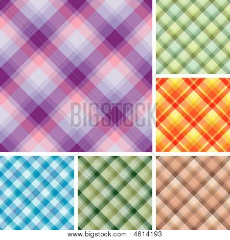 Seamless Material Patterns