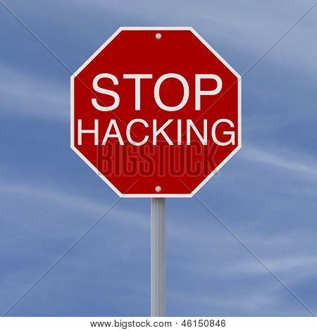 Stop Hacking