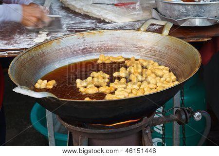 Chinese Doughnut