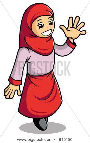 Moslem Girl