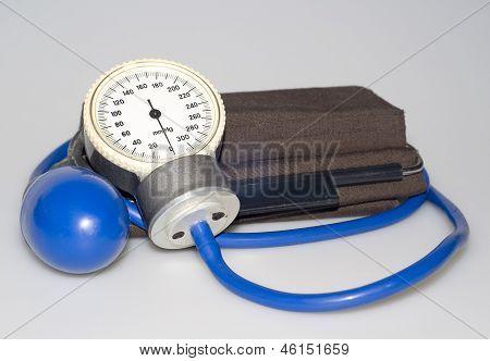 The medical tool of tonometer