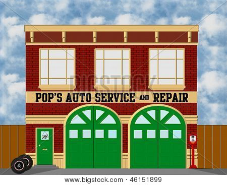 Pops Auto Service and Garage
