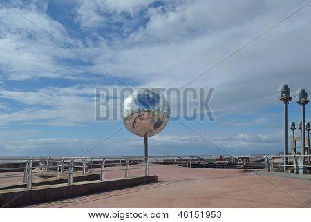 Blackpool South Promenade