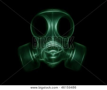 Creative gas mask
