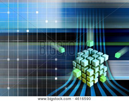 Techno Cubes