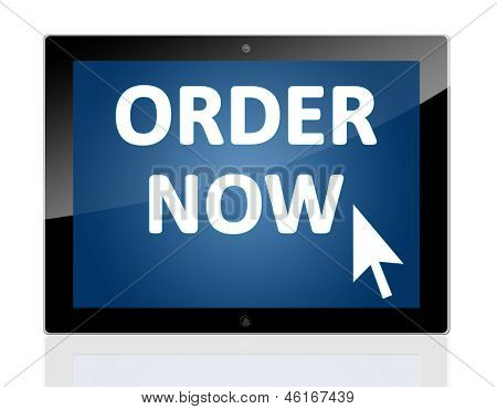 Tablet Order Now