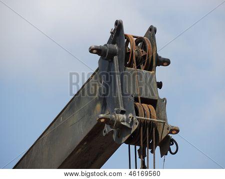 Crane Boom