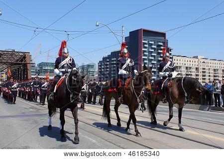 Battle Of York Parade