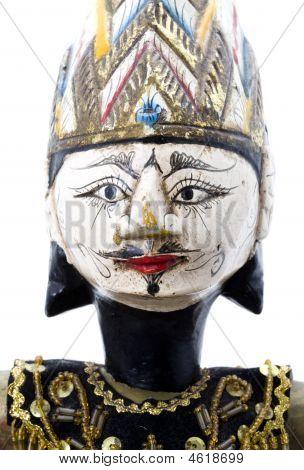 Wayang Golek Puppets