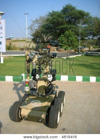 Ied Robot
