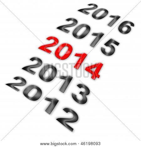 Série do ano com destaque 2014