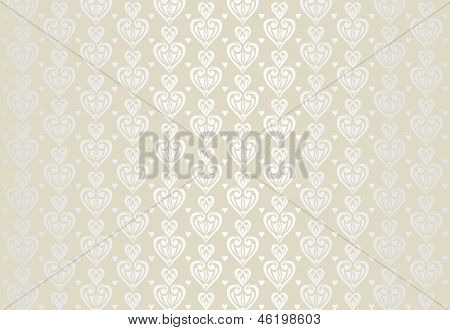 pale wedding card background