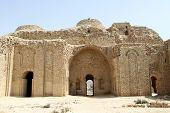 foto of shiraz  - Ruins of Ardeshir - JPG