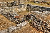 foto of exhumed  - Portuguese Roman ruins in Conimbriga - JPG