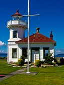 picture of mutilated  - Mutilator Lighthouse in Washington taken on 08 - JPG
