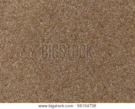 Background cork texture