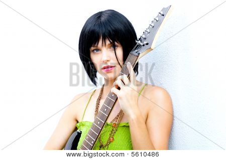 Rock and Roll Chick
