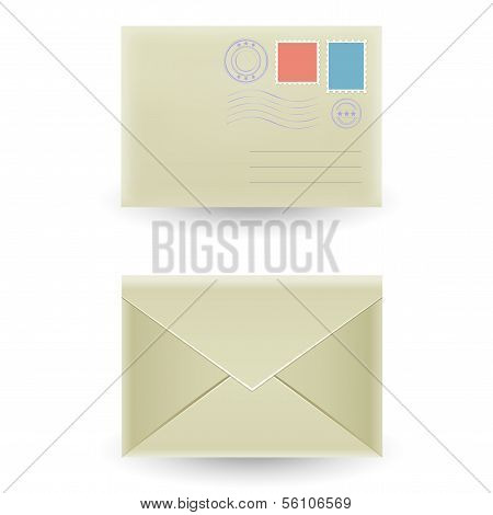 The closed envelope