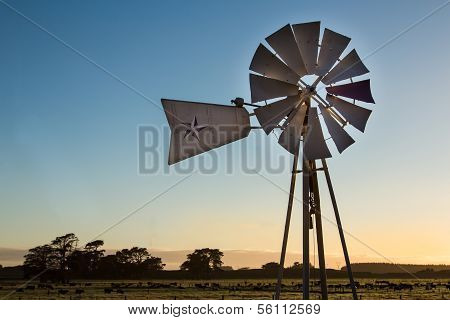 Farm Windmill