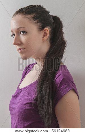 Woman In Her Twenty