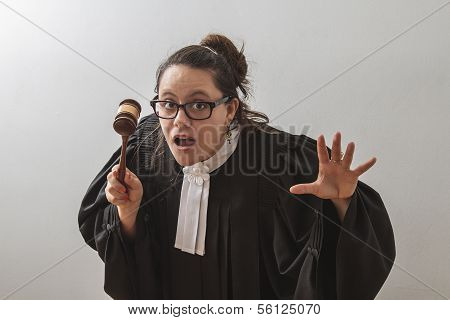 Sneaky Judge
