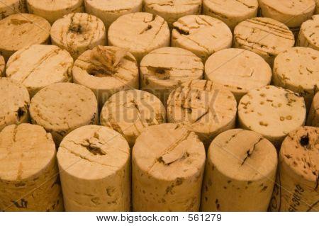 Corks Arrangement