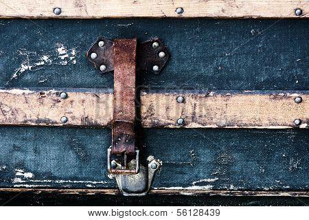 Antique Luggage Strap