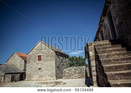 Old Stone Rustic House