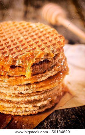 Honey Galletas