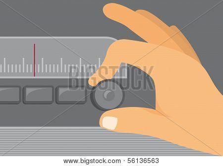 Old Radio Tunning