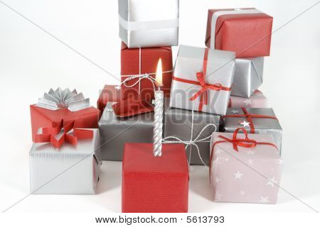 Many Little Christmas Gifts