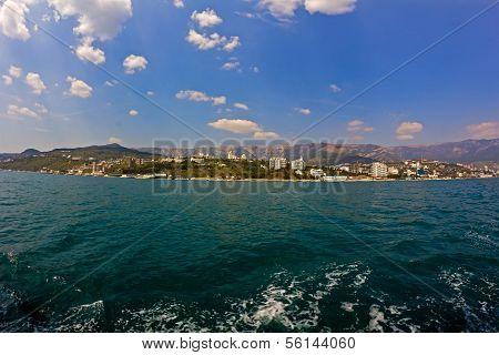South Coast Of Crimea