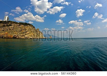 Cape Limen-burun, Crimea