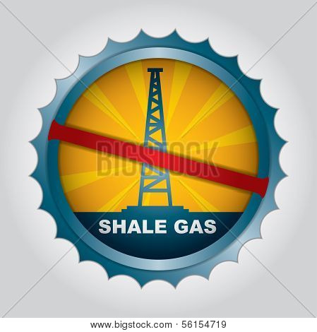 Shale Gas Label