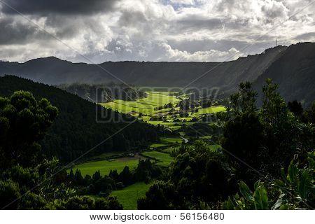 Sete Cidades, Sao Miguel Island, Azores Archipelago (portugal)