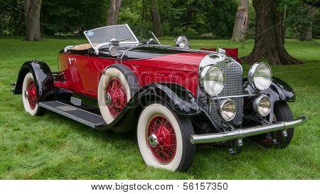 1929 Auburn Boat-Tail Speedster, EyesOn Design, MI