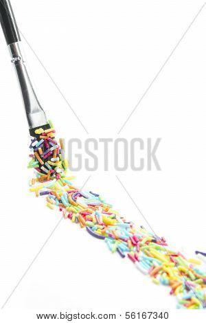Sugar Pearl Brush