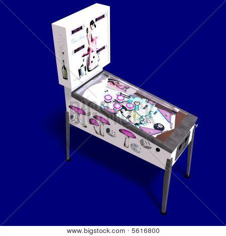Pin-ball Machine