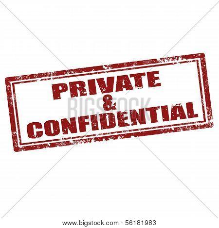 Private & Confidential