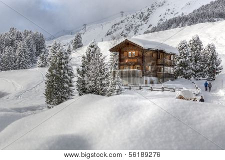 Forester House In Arosa