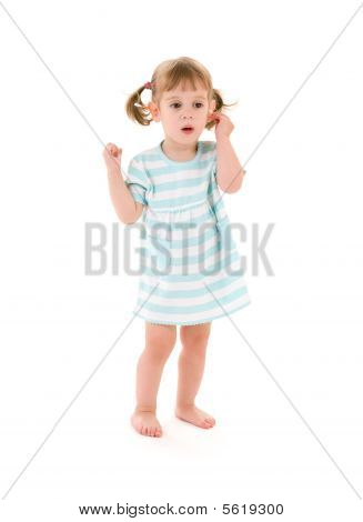 kleines Mädchen