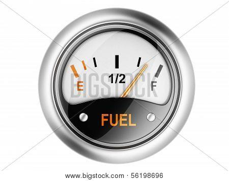 Fuel Gauge.